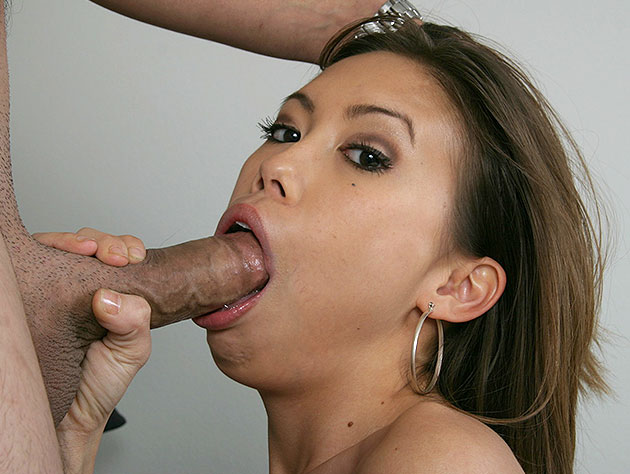 Nasty Asian Cocksucker!