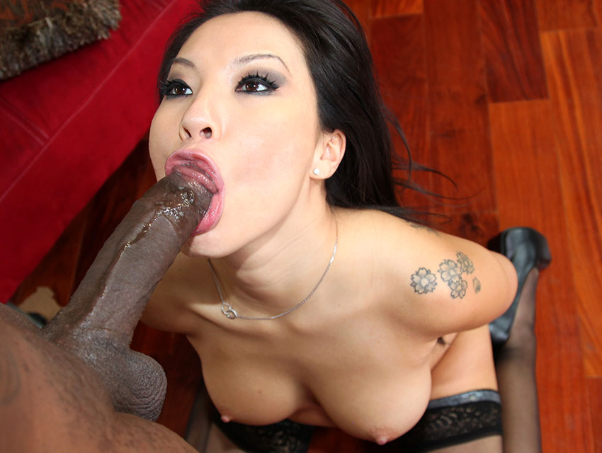 Asian hottie and a BBC