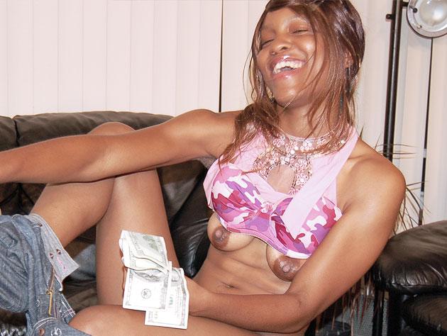Sex for cash