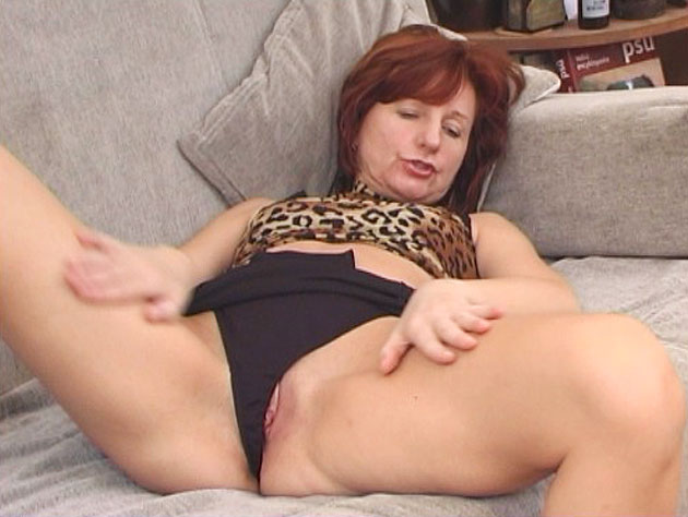 Hot Mature Lady Is A Wild Whore