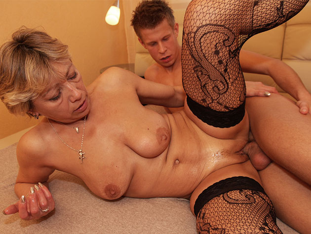Old Whore Can't Get Enough Dick!