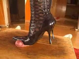 cum on my boots