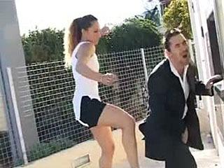 Serial Ballbuster Steal A Man