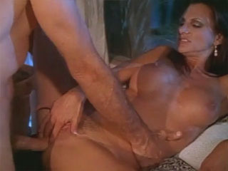 A Horny MILF Wants Anal