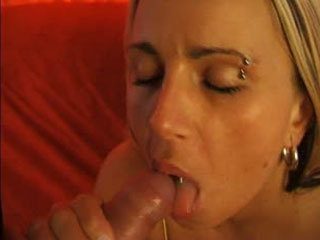Hottie Licks A Cock Before She Gets Fucked