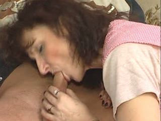 Granny Cocksucker