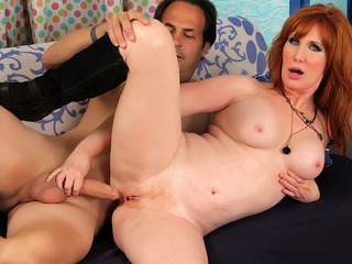 Sexy MILF Freya Fantasia Gets Penetrated Hard