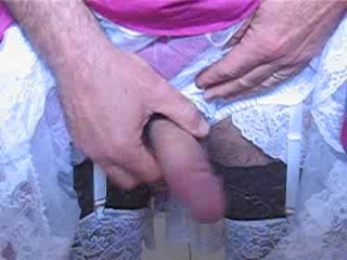 Cuming Under My Purple Skirt