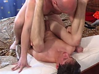 Horny twink gets his butthole drilled hard