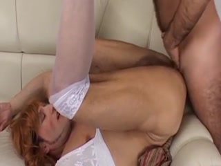 Filthy Babe Satisfies Her Desire For Hot Jizz