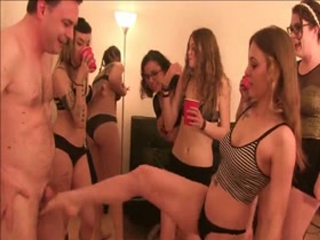 9 GIRL BALLBUSTING PARTY