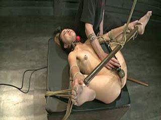 50 Shades Of... Slave Training Of Kristina Rose