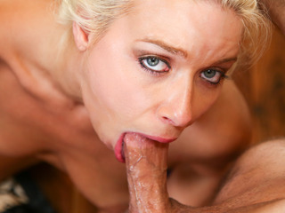 Anika Allbrite Eats A Big Dick