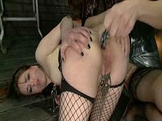 Juliette'S Anal Punishment