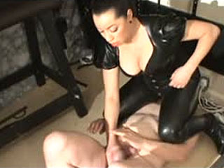 Ballbusting With Lady S