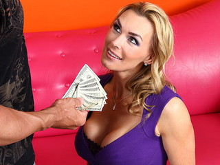 Tanya Tate Gets Her Twat Dicked