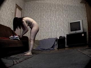 Kerstin Opruimen Haar Kamer