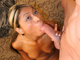 Asian babe Nadi Phuket gets pounded by a big dick