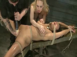 Training Beretta James Day 2:  Processing The Pain To Become A True S&M Slave