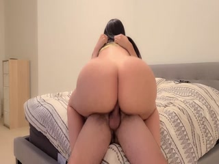 My Bitch Loves When Her Big Ass Gets Demolished By My Cock