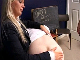 Watch Sexy Teacher Punishes Her Bad Student