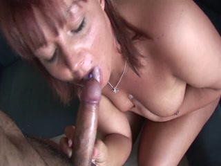 Horny Wife Sucks A Cock