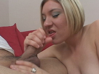 Kelly Kay takes on her cocksucking dutie with pleasure