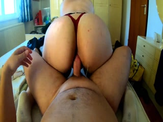 Curvy Slut With Hot Butt Getting Nailed By Horny Man