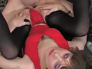 Sultry Sissy In Patterned Nylons Peels Off His Skirt For Ass Fucking Frenzy
