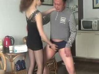 Châtiment Féminin Féminin Ballbusting Punishment