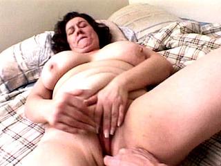 Fat Cunt Diddling BBW