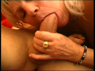 A Young Cock For The Horny Mature
