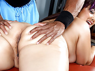 Twilight Starr Loves Her Big Black Dick