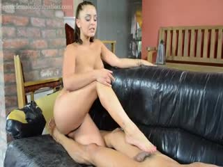 Femdom Rounded Ass