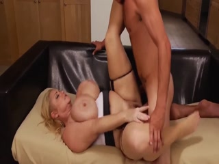 Sexy Woman With Huge Natural Tits Getting Rammed Like Never Before