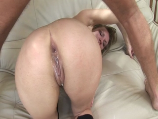 Double Penetration and Creampied
