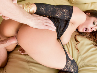 Luna Star In 'Latin Asses'