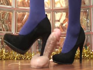 Toy Cock N Balls Trample (Web Find)