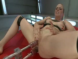 I'd Like Clamps And Double Penetration To Start, Please. Ahh....Ok.