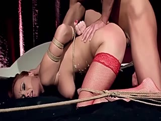 Horny Redhead MILF Pounded Hard By Her Master