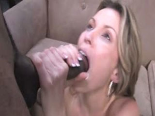 Courtney Cummz Impaled On A Massive Black Cock