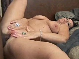 Horny Mature Chick Loves Black Dick