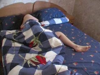 Spying On Linda Sleeping