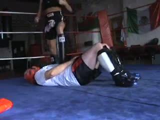Kickboxing Kick