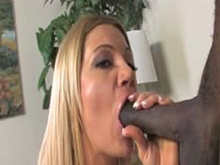 Huge Black Dick Fucks Christina Skye