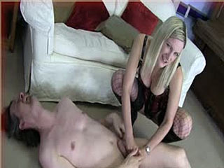 Nikki & Mistress T Filmpjes