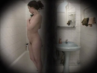 Linda Takes A Shower