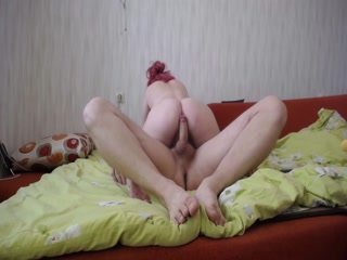 Dude Cums Inside Filthy Pussy