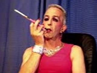 Smoking Sissy Steven