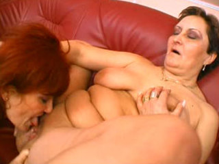 Two Mature Lesbos